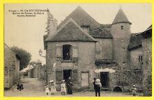 cpa LA SOUTERRAINE (Creuse) Maison du SENECHAL Maire BONNET SAINT PRIEST en 1724
