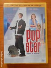 DVD POP STAR - EDICION DE ALQUILER - AARON CARTER - ALANA AUSTIN (E7)
