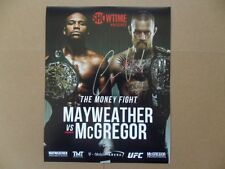 """Conor McGregor Signed /Autographed Photo """"Mixed Martial Artist"""""""