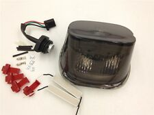 Led Tail Light For Harley Road King Sportster Dyna Glide Night Train Fat Boy Smo