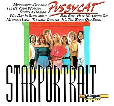(CD) Pussycat - Starportrait - Mississippi, My Broken Souvenirs, Georgie, Smile