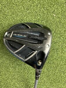Callaway Rogue 10.5* Driver, Fujikura Vista Pro Regular Flex, RH