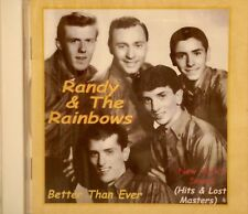 RANDY & THE RAINBOWS 'BETTER THAN EVER' - 30 Tracks