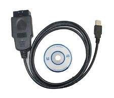 VAG+CAN Commander 1.4 OBD2 Diagnostic Scanner Tool COM Cable For VW Audi Skoda