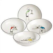 Noritake Le Restaurant Pasta Bowl Set of 4 (22cm) 220x45mm