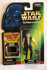 Star Wars Kenner Power Of The Force - Han Solo