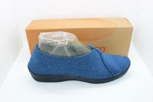SHOES/FOOTWEAR - Arcopedico Mailu Knitted shoe Denim