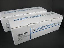 2 x Any Compatible toner Canon CART318 ,CART418  LBP7200/7680CX, MF8350CDN/8380