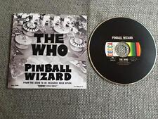 The Who CD Single Pinball Wizzard Card Sleeve
