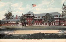 New York Postcard Olcott Beach Hotel