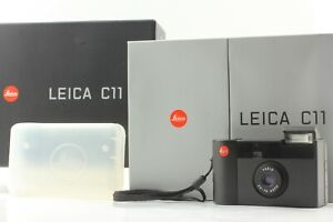 [MINT IN BOX] Leica C11 BLACK Point & Shoot APS Film Camera From JAPAN