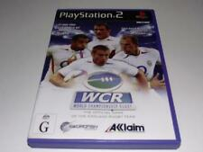 WCR World Championship Rugby PS2 PAL Preloved *No Manual*