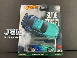 Hot Wheels Pandem Subaru BRZ Falken Tires Slide Street FPY86-957E 1/64