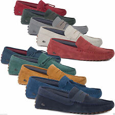 Lacoste Suede Loafers Casual Shoes for Men