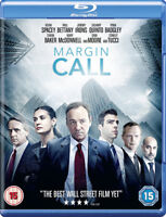 Margin Call Blu-Ray (2016) Kevin Spacey, Chandor (DIR) cert 15 ***NEW***