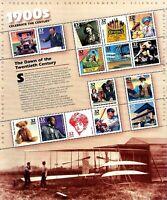 U.S. SC# 3182 2000 CELEBRATE THE CENTURY 1900's  PANE/15 Stamps  Mint NH