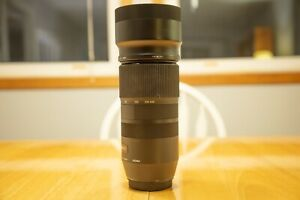 Sigma 100-400mm f/5-6.3 DG HSM Contemporary Lens Canon EF Mount with USB dock