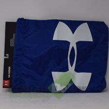 Under Armour Ozsee Sackpack Drawstring With Sternum Clip Royal Blue/White & Gray
