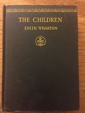 "Vintage ""The Children"", Wharton, 1928, 1st Edition, 1st Printing"