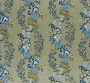 Designers Guild Fabric Royal Collection Moser Wedgewood FQ051/01 soft furnishing