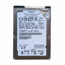 """Hitachi HTS541080G9AT00 80GB ATA/IDE 5400RPM 2.5"""" (13G1584) HDD Hard Drive"""