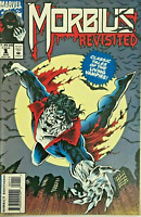 MORBIUS REVISITED#1 MARVEL COMICS 1993 COVER A 1ST PRINT