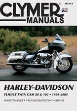 Clymer Motorcycle Repair Manual Harley-Davidson 99-05