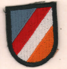 Armor Committee Fllash Army patch flash oval