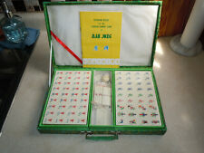 Vintage CHINESE MAH JONG set in Original Box.  NEW, OLD STOCK!