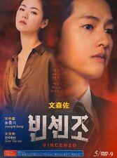 Korean Drama - Vincenzo