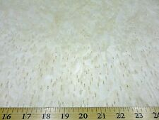 """Birdseye Maple composite wood veneer 24"""" x 96"""" with paper backer 1/40th"""" thick"""