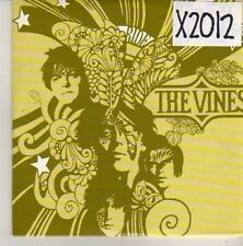 (CN415) The Vines, Ride - 2004 DJ CD