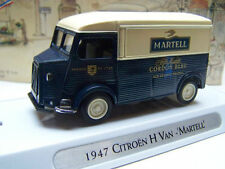 Matchbox YTF2 Citroen Type H Van 1947 Martell mint in Box