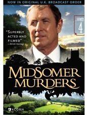 Midsomer Murders: Series 4 (DVD, 2013, 3-Disc Set)