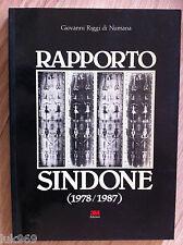 RAPPORTO SINDONE - (1978/1987) GIOVANNA RIGGI DI NUMANA