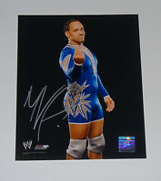 WWF Wrestler MVP Signed Autographed 8x10 Photo COA Free Shipping