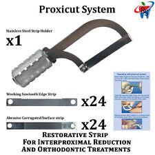 Dental Proxicut IPR Interproximal Reduction Crown Restorative Strip Orthodontic