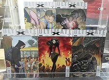 Marvel Ultimate X Comic Set #1-5 Jimmy Hudson First Appearance