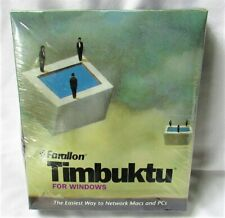 Farallon Timbuktu V. 1.0 for Windows/Mac - NEW/sealed!