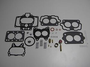 Walker Products 15385 Carburetor Repair Kit Carter 2 BBL WCD 1950-1970