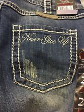 Cowgirl Tuff Jeans 28/29/30/31