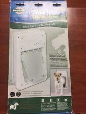 PetSafe Smart Door Electronic Pet Dog - Small SmartDoor PPA11-10711