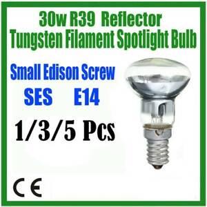 1/5 Replacement Lava Lamp E14 R39 30W 240V Spotlight Screw in Light Bulb`
