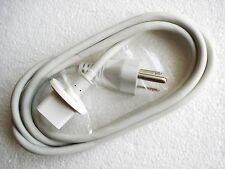 "APPLE 27"" LED LCD Cinema Display Monitor Power Cord cable A1316 MC007LL/A"