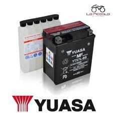 BATTERIA YUASA YTX7L-BS PIAGGIO Liberty 4T 3V LEM (M73500)150 2013 2014 2015