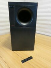BOSE Acoustimass 6 Subwoofer Only - Tested & Working Includes Set of Rubber Feet