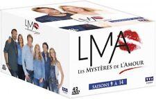 "DVD ""la misterios de la l'AMOUR - Temporadas 9 à 14"" Estuche 42 NUEVO EN BLÍSTER"