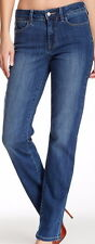 Not Your Daughters Jeans Tummy Tuck Pittsburgh Straight Leg Jeans Size 0