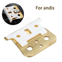 2PC T-Outliner Replacement Ceramic Blade For Andis Electric Shear Cutter Trimmer