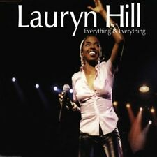 Lauryn Hill Everything is everything (1999) [Maxi-CD]